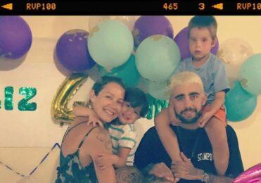 Scooby reencontra filhos após sucessivas brigas com Luana Piovani – Celebridades – iG