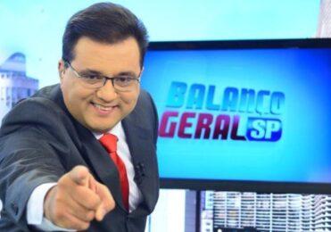 Sem espaço na Record, Geraldo Luís pode assumir Aqui Agora no SBT – TV & Novelas – iG