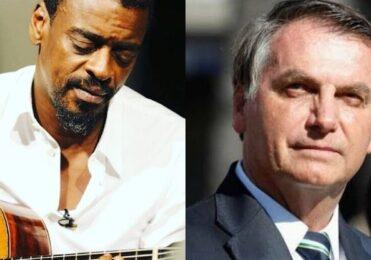 Seu Jorge detona Bolsonaro: 'Sou contra esse homem' – Celebridades – iG