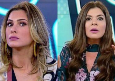 Silvio Santos afasta e substitui Mara e Lívia Andrade de atração – TV & Novelas – iG