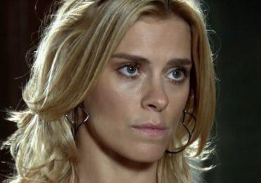Teodora pede para ver o filho e procura Griselda em Fina Estampa – TV & Novelas – iG