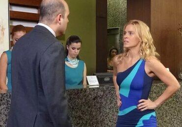 Teodora se enfurece sem saber onde está o tesouro em Fina Estampa – TV & Novelas – iG