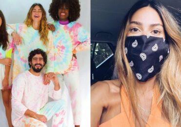 Thaila Ayala recebe críticas após lançar marca com nome de vírus – Celebridades – iG