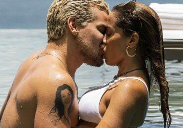 Thiago Martins diz que Anitta ficou nervosa com beijos técnicos – Celebridades – iG