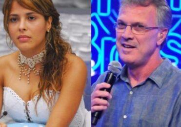 Vice campeã do 'BBB', Gyselle fala como foi beijar Pedro Bial – Celebridades – iG