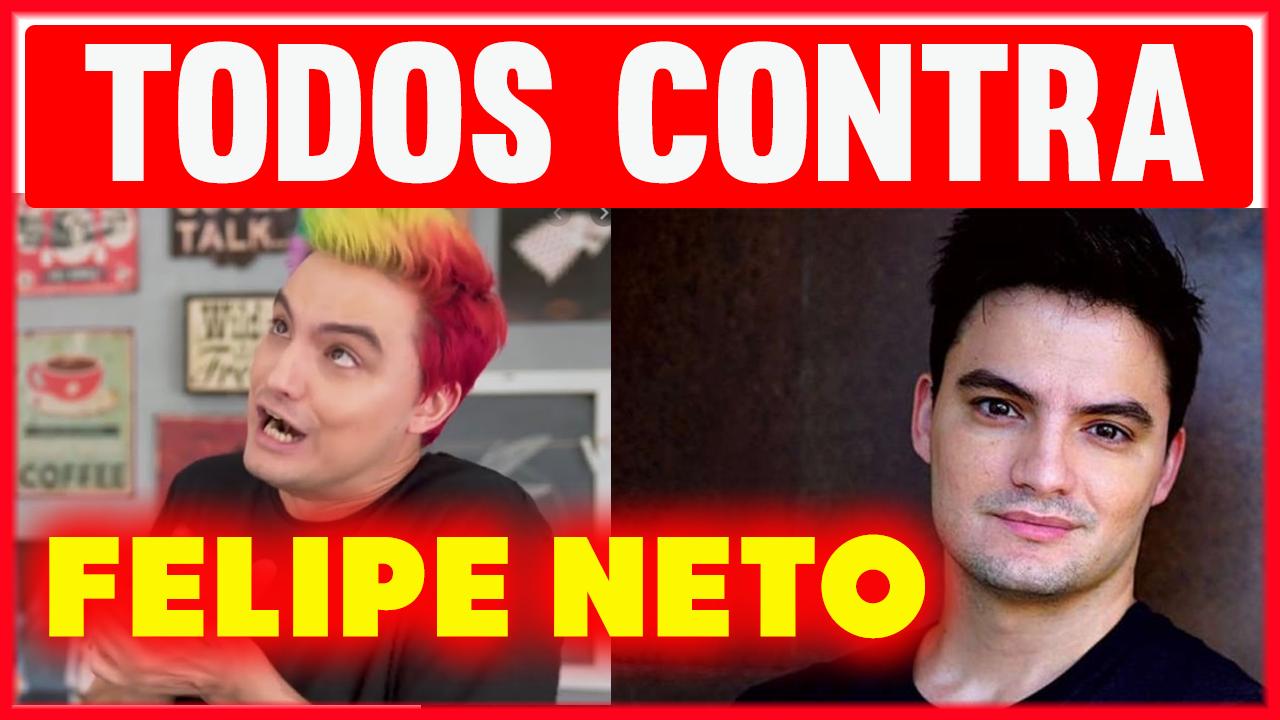 Todos-Contra-Felipe-Neto-é-um-dos-Assuntos-mais-Comentados-do-Twitter