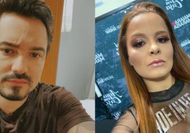 Fernando Zor e Maiara seguem separados, Após rumores de uma possível reconciliação