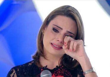 Rachel Sheherazade é demitida do Sbt após 9 anos na emissora