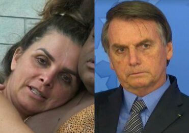 A Fazenda 12: Semelhança entre Luiza Ambiel e Bolsonaro choca web