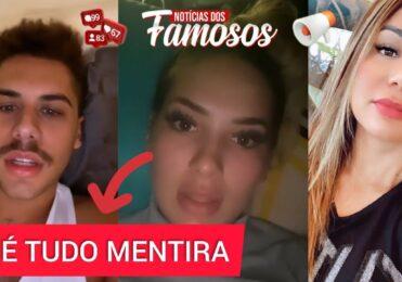 Virgínia Fonseca e Zé Felipe DESMENTEM Mallu Ohana ' Ela quer ibope, ela quer Biscoito,ela quer fama