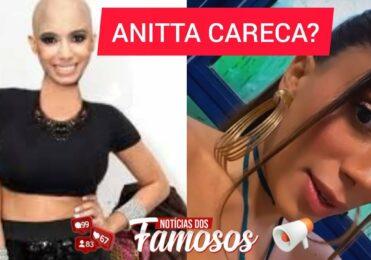 Anitta Careca?? Cantora DESMENTE ter RASPADO o cabelo para Ritual do Candomblé (VÍDEO COMPLETO)