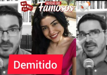 BOMBA: Rodrigo Constantino é DEMITIDO da Jovem Pan após opinião sobre caso Mariana Ferrer