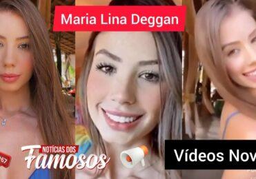 EXCLUSIVO: Vídeos Novos de Maria Lina Deggan, a NOVA NAMORADA de Whindersson Nunes (Confira)
