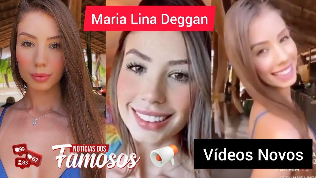EXCLUSIVO Vídeos Novos de Maria Lina Deggan, a NOVA NAMORADA de Whindersson Nunes (Confira)