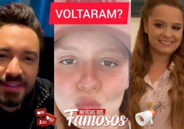 Fernando Zor e Maiara Voltaram? Sertanejo comenta sobre música produzida para Maiara e Maraisa!