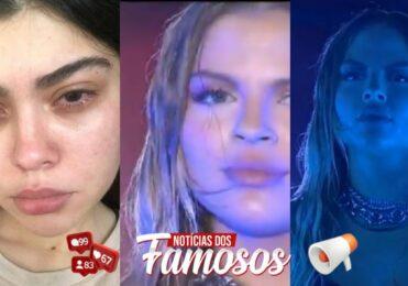 Luísa Sonza pediu Justiça por Mari Ferrer no prêmio Multishow