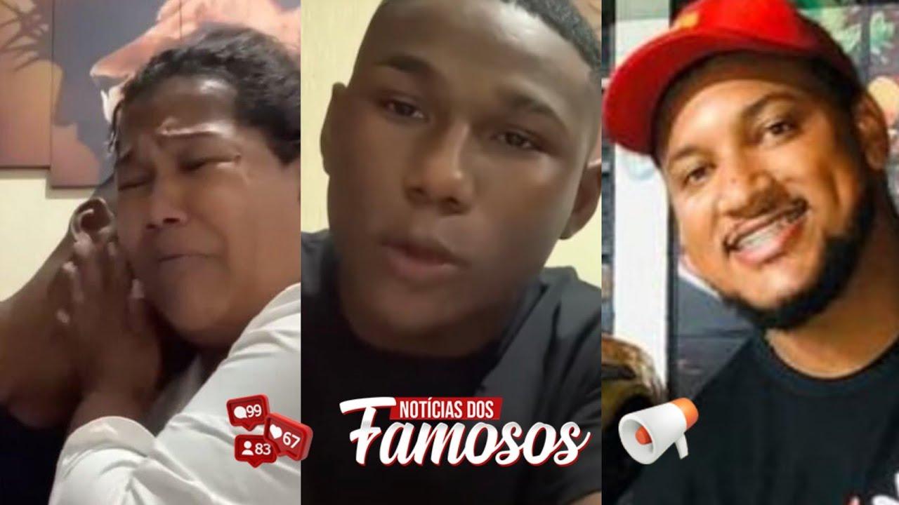 Negão da BL e dona Gisele aparecem em vídeo Chorando após terem canal Roubado por Ex amigo