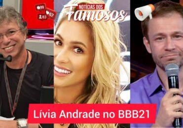 Lívia Andrade é SONDADA pela GLOBO e deve ESTREAR no BBB21