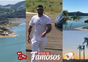 Gusttavo Lima não quer saber de FARRA e se REFUGIA em casa de Amigo em MG, Diz site