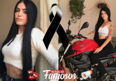 YouTuber Morre em acidente dias após comprar moto nova para o canal ( Amanda da 160)