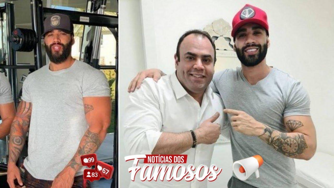 Após Separação, Gusttavo Lima perde peso e contrata Equipe para cuidar do corpo 'Projeto BB 2021'
