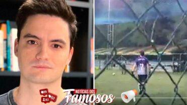Após criticar Aglomeração, Felipe Neto é Filmado jogando Futebol com Amigos ' Errei, Peço Perdão'