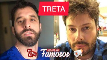 TRETA: Danilo Gentili DETONA Rafinha Bastos e DISPARA: 'Desleal, egocêntrico e narcisista'