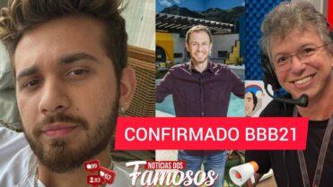 Big Brother Brasil 21: Cantor Sertanejo Gustavo Mioto é confirmado no BBB21, Confira Participantes!