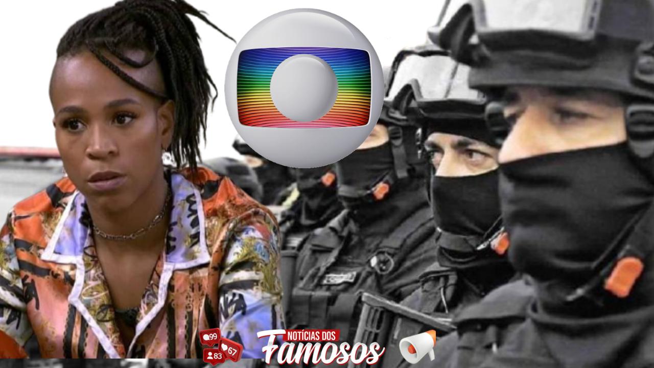 BBB21 Globo faz esquema de segurança pesado para escoltar Karol Conká após sua ELIMINAÇÃO