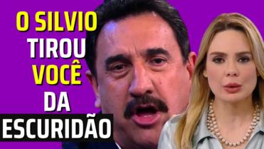 """🔴Ratinho DETONA Rachel Sheherazade AO VIVO: """"O Silvio tirou você ai da escuridão onde você estava"""" 💥"""