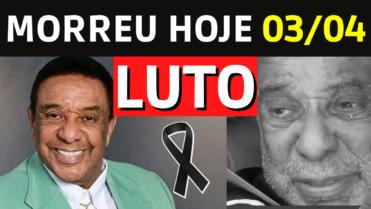 🔴 TRISTE NOTÍCIA ACABA DE CHEGAR: FAMÍLIA COMUNICA A MORTE DO CANTOR AGNALDO TIMÓTEO, AOS 84 ANOS💥